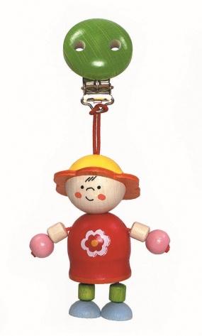 Hess-Spielzeug Clipfigur Blumenliesel Bild 1