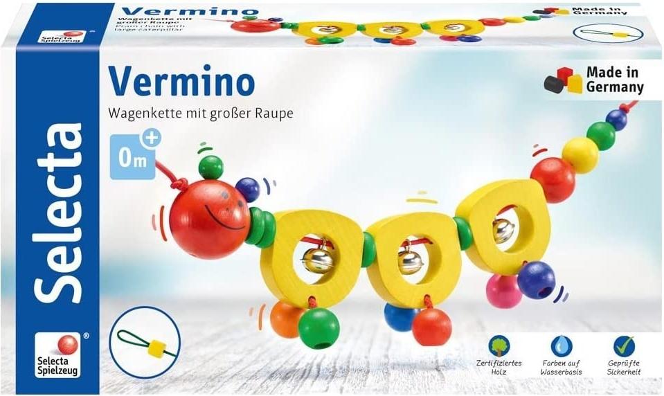 Selecta 61041 Vermino, Kinderwagenkette, 56 cm Bild 1