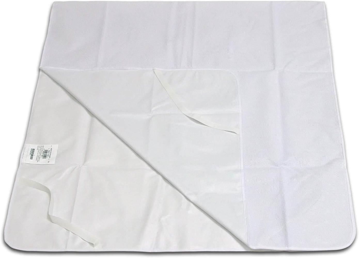Frankenstolz Matratzenauflage 'Molton' 70 x140 cm Bild 1