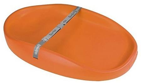 Bumbo Wickelauflage orange Bild 1