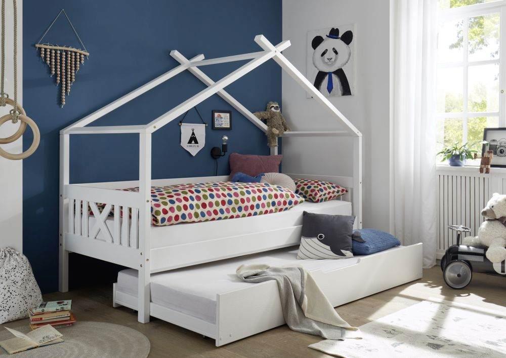 Bega 'Leonie' Hausbett, 90x200 cm, mit Bettliege Bild 1