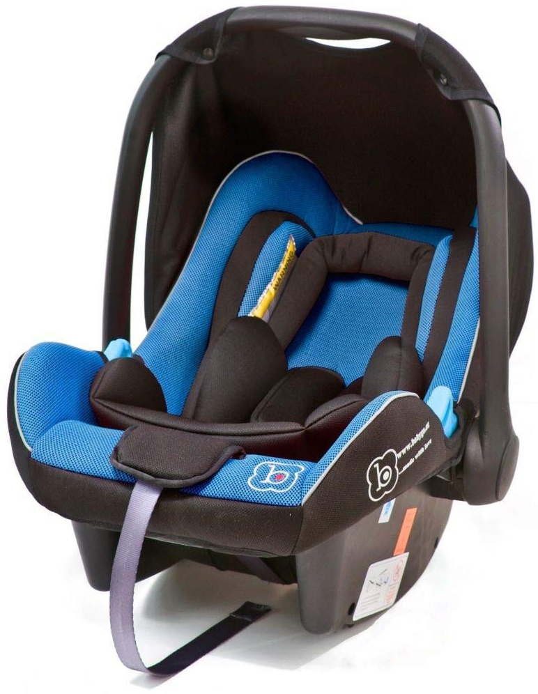 BabyGO 1205 Travel Xp Side Protect mit EPS system Bild 1