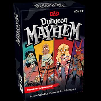 Kartenspiel Dungeon MayhemD&D 5.0 (en) Bild 1