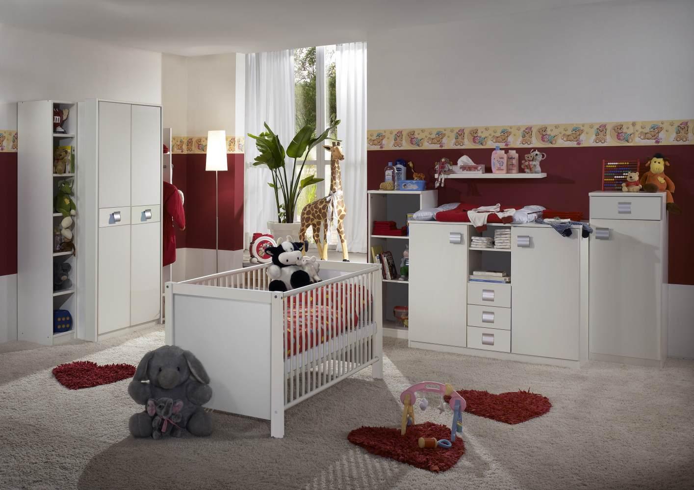 Babyzimmer-Set JALTA 4tlg Komplettset Bild 1