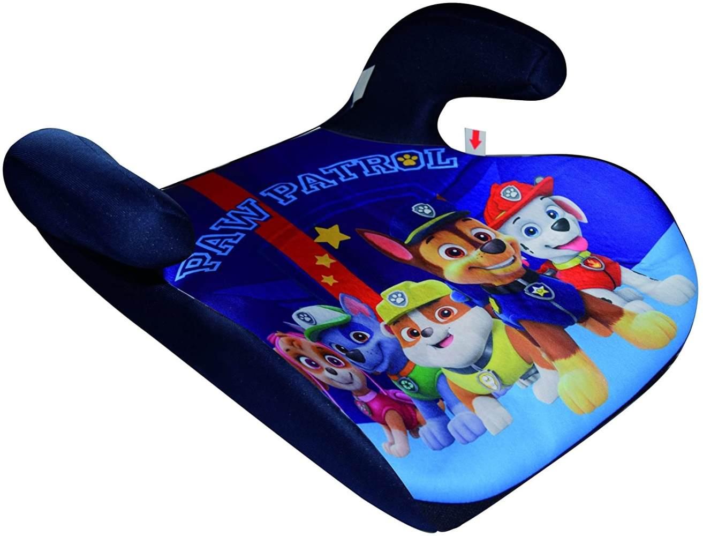 HiTS4KiDS - Kindersitzerhöhung, Auto-Sitzerhöhung, Kindersitz, 15-36kg, 3-12 Jahre, Gruppe 2-3, ECE R44/04 geprüft, PAW Patrol Bild 1