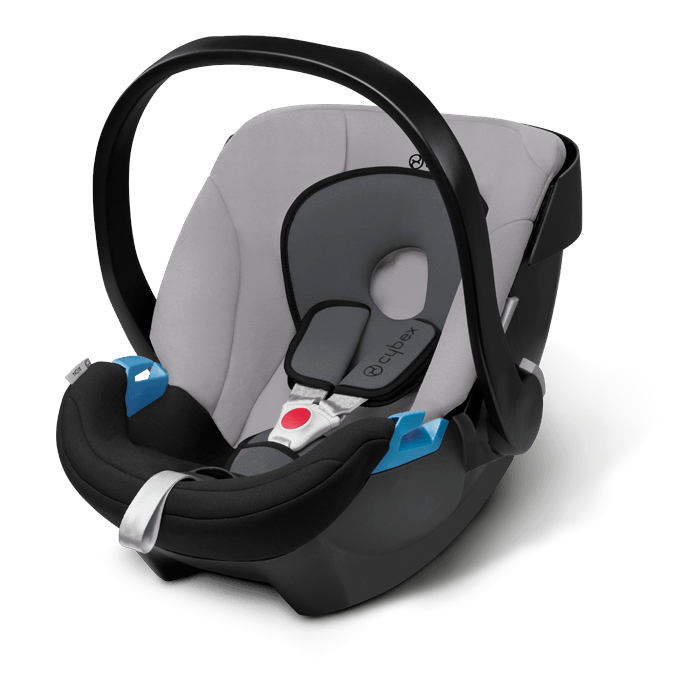 Cybex 'Aton' Babyschale 2020 Gray Rabbit Kollektion Gruppe 0+ Bild 1