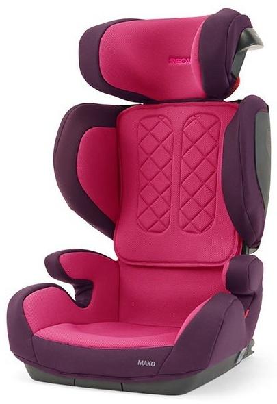 Recaro 'Mako' Kindersitz 2020 Power Berry i-Size 100 - 135cm Bild 1