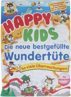Wundertüte - Happy Kids - für Mädchen, 1 Stück, zufällige Auswahl, keine Vorauswahl möglich Bild 1