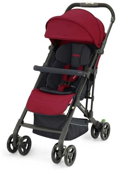 Recaro 'Easylife Elite 2' Buggy 2020 Select Garnet Red Bild 1