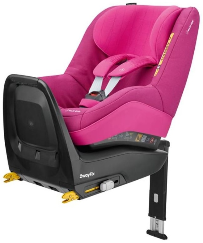 Maxi-Cosi - 2way Pearl ohne Base Frequency Pink (Kollektion 2018) Bild 1