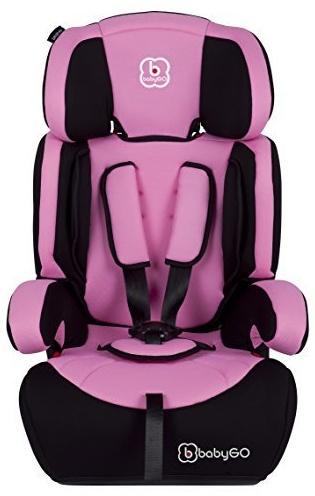 BabyGO - Motion Pink (Kollektion 2018) Bild 1