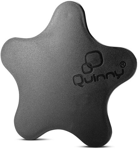 Quinny Zapp Radkappe Schwarz Bild 1