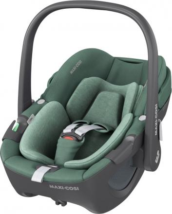 Maxi-Cosi 'Pebble 360' Babyschale 2021 Essential Green, 0 bis 13 kg (Gruppe 0+) Bild 1
