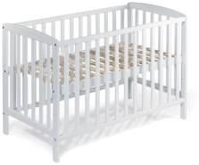 KOKO Kombi-Kinderbett 'MIA' 60x120 cm weiß