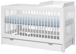 PINIO Basic Wickelaufsatz für Babybett 70 x 140 cm 030-514-110
