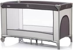 fillikid 'Complete' Reisebett 60x120 cm grau