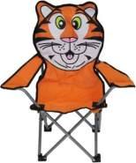 Kinderstuhl - Tiger - klappbar, orange