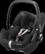 Maxi-Cosi 'Pebble Pro i-Size' Babyschale 2020 Essential Black von 45-75 cm (Gruppe 0+)
