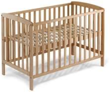 KOKO Kombi-Kinderbett 'MIA' 60x120 cm natur