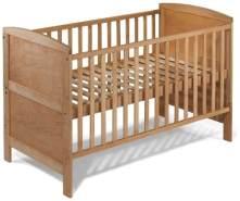 KOKO Kombi-Kinderbett 'NIKO' 70x140 cm natur