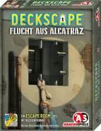 ABACUSSPIELE 38201 Deckscape Flucht aus Alcatraz
