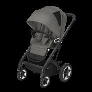 CYBEX Gold 'TALOS S LUX' Buggy 2021 Black/Soho Grey