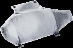 DEUTER Unisex-Baby Kc Chin Pad Kids' Luggage, Grey, Einheitsgröße
