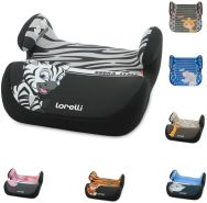Lorelli Autositz Topo Comfort Gruppe 2/3 (15-36 kg) Zebra