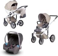 Anex 'm/type' Kombikinderwagen 2020 Milk inkl. Babyschale