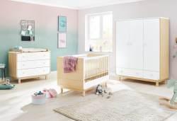 Pinolino 3-tlg. Kinderzimmer Round breit groß