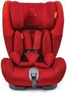 Diono Orcas NXT, fester Autositz, Gruppe 1/2/3 (9–36 kg, ca. 9 Monate bis 12 Jahre), Rot