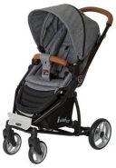 Hartan - Buggy i-Mini RS - Grey Melange