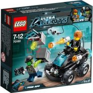LEGO Ultra Agents - Agenten Buggy 70160