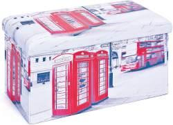 Interlink Spielzeugtruhe 'Setto London'