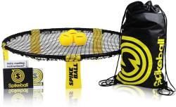 Spikeball 'Standard Set', schwarz/gelb, inkl. 3 Bälle, Tasche und Anleitung