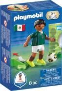 Playmobil 9515 Nationalspieler Mexiko ja Spielzeugfiguren