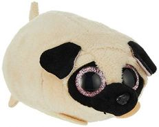 Ty TY42161 Teeny Tys Peluche Candy Chien 8 cm