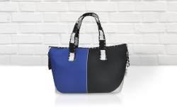 Belily-World Yin Yang Shopper Bag - Wickeltasche Set