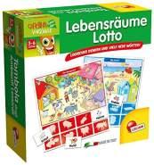 Lisciani 54732 - Lebensräume Lotto