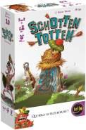 IELLO 51302 Gesellschaftsspiel Schotten Totten