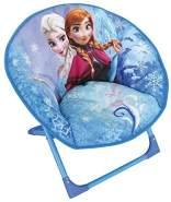 Kinderstuhl 'Die Eiskönigin' klappbar blau