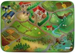 Spielteppich Farm uns Connect 100 x 150 cm