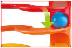PlayGo 44553 Pudelbahn 6 Höhen & 3 Bälle