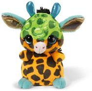 NICI 38799 - NICIdoos Bubble Giraffe Loomimi Crazy, Plüschtiere, 16 cm