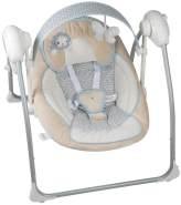 BabyGO - Babyschaukel Elektrische Babywippe Dandly Beige