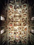 International Publishing 0901N26019B - Ceiling Cappela Sistina - Vaticano, Klassische Puzzle