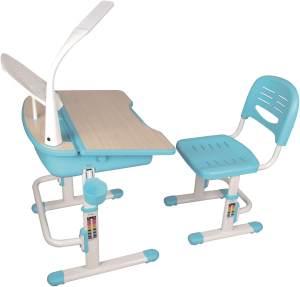 Vipack 'Comfortline' Kinderschreibtisch 301 blau/weiß, inkl. Stuhl