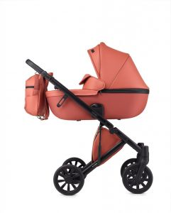 Anex 'e/type' 2 in 1 Kinderwagenset 2020 Bohemia inkl. Babywanne