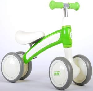 QPlay Cutey Ride On Junior Weiß/Grün