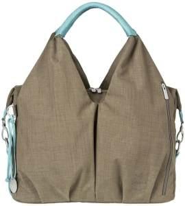 Lässig - Green Label Neckline Bag Wickeltasche Taupe